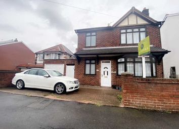 Thumbnail 3 bed detached house for sale in Ivyhouse Lane, Bilston