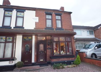 Thumbnail 2 bed semi-detached house for sale in Hednesford Road, Brownhills, Walsall