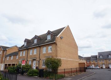 Thumbnail 3 bed terraced house to rent in Padstow Road, Swindon