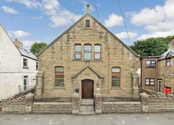 Thumbnail 4 bed detached house for sale in Gwespyr, Holywell