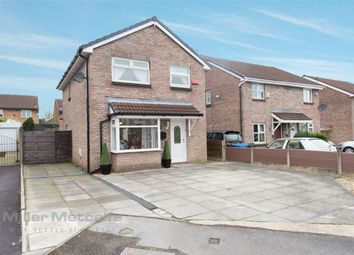 Thumbnail 4 bedroom detached house for sale in Plymouth Grove, Radcliffe, Manchester, Lancashire