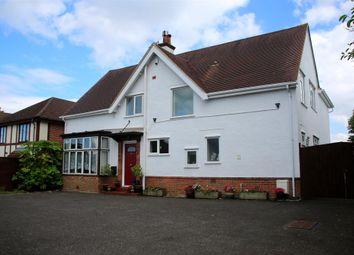 Thumbnail 4 bed detached house for sale in Cranmore Lane, Aldershot
