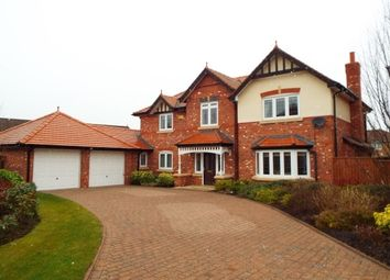 Thumbnail 4 bed property to rent in Hendon Close, Wilmslow