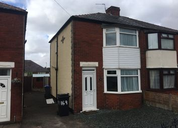 Thumbnail 2 bedroom semi-detached house to rent in Newhouse Road, Blackpool