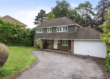 Thumbnail 4 bed detached house to rent in Sunninghill, Berkshire