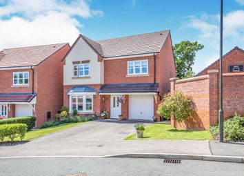 4 bed detached house for sale in Bower Close, Ashbourne DE6