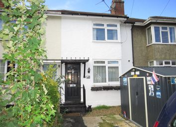 Thumbnail 2 bed terraced house for sale in Furze Road, Thorpe St Andrew, Norwich