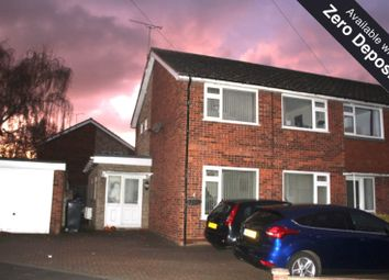 Thumbnail 5 bed semi-detached house to rent in Hanover Place, Canterbury
