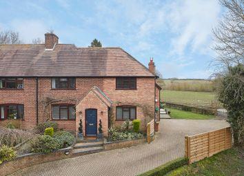 4 bed semi-detached house for sale in West Wickham Road, Balsham, Cambridge CB21