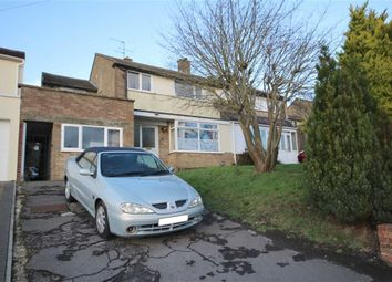 Thumbnail 6 bed semi-detached house for sale in Pleydell Road, Swindon