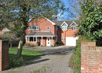 Thumbnail 6 bed detached house for sale in Cromer Road, North Walsham