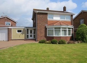 Thumbnail 3 bed detached house for sale in Wansbeck Avenue, Choppington