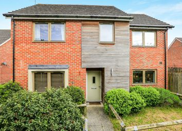 Thumbnail 3 bed detached house for sale in Amorosa Close, Ifield, Crawley