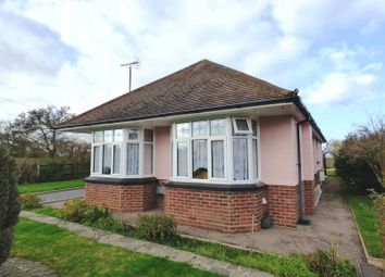 Thumbnail 2 bed bungalow for sale in Westbourne, Beccles Road, Gorleston, Great Yarmouth
