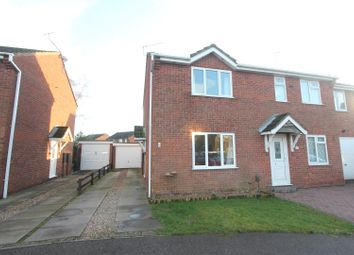 2 bed semi-detached house for sale in Severn Avenue, Hinckley LE10