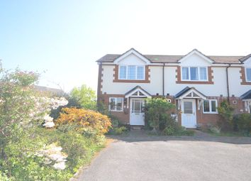 Thumbnail 2 bedroom end terrace house to rent in Peel Close, Woodley, Reading