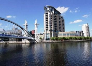 Thumbnail 2 bed flat to rent in The Quays, Salford