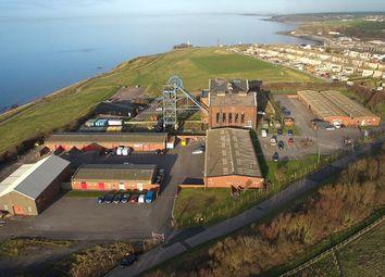 Thumbnail Light industrial to let in Units A1, 3, 5, 9 & 10, Haig Enterprise Park, Kells, Whitehaven, Cumbria