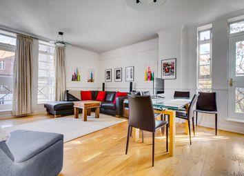Thumbnail 2 bedroom flat to rent in Devonhurst Place, Heathfield Terrace, Chiswick
