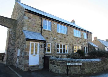 Thumbnail 2 bedroom flat to rent in Castle View, Horsley, Newcastle.