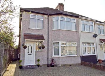 Thumbnail 3 bed semi-detached house to rent in Hill Road, Harrow-On-The-Hill, Harrow