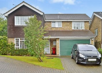 Thumbnail 4 bed detached house to rent in The Sycamores, Bishop's Stortford, Hertfordshire