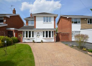 Thumbnail 3 bed detached house for sale in Winfrith Close, Spital, Wirral