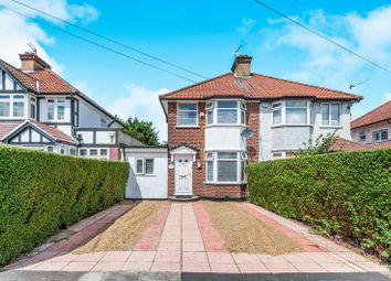 Thumbnail 4 bedroom semi-detached house for sale in Portman Gardens, London