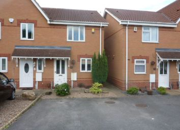 Thumbnail 2 bed town house to rent in Euston Drive, Derby