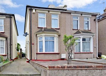 Thumbnail 3 bed semi-detached house for sale in Springhead Road, Northfleet, Gravesend, Kent