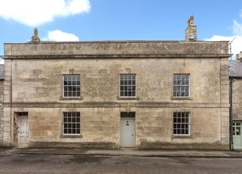 Thumbnail 4 bed terraced house to rent in High Street, Marshfield, Chippenham