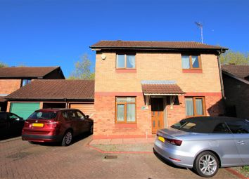 Thumbnail 3 bed link-detached house for sale in Swallowfield, Werrington, Peterborough