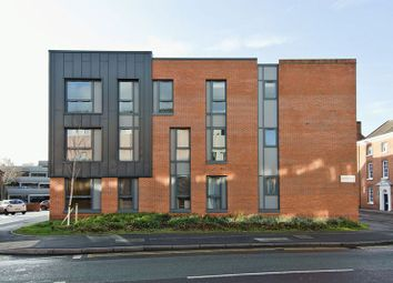 Thumbnail 2 bed flat for sale in Queen Street, Lichfield