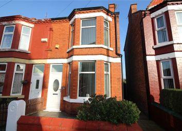 Thumbnail 3 bed semi-detached house for sale in Highfield Road, Birkenhead, Merseyside