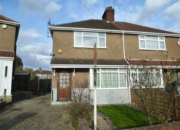 Thumbnail 2 bed semi-detached house to rent in Mildred Avenue, Northolt