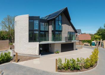 Island Wall, Whitstable CT5. 4 bed detached house for sale