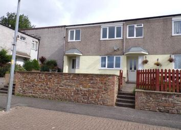 Thumbnail 4 bed end terrace house for sale in Bodmin, Cornwall