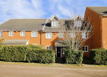 Thumbnail 4 bed terraced house for sale in Portishead Drive, Tattenhoe, Milton Keynes