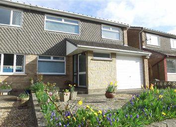 Thumbnail 3 bed semi-detached house for sale in Cwm Aur, Aberystwyth, Ceredigion
