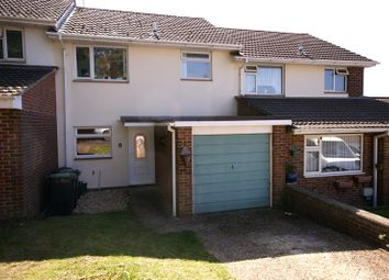 Thumbnail 3 bed terraced house to rent in Warland Way, Corfe Mullen, Wimborne