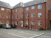 Thumbnail 2 bed flat to rent in Riddles Court, Watnall