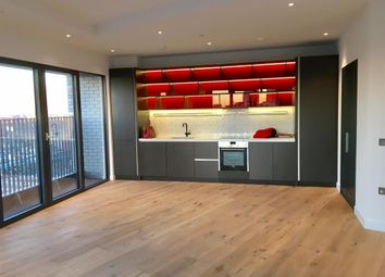 Thumbnail 2 bed flat for sale in Grantham House, London City Island, Canary Wharf