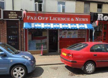 Thumbnail Retail premises for sale in 220 Barton St, Gloucester