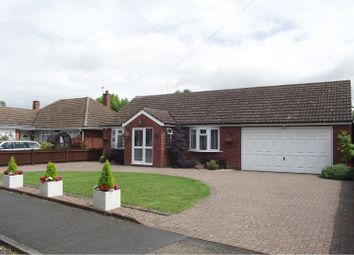 Thumbnail 4 bed detached bungalow for sale in Bedford Road, Barton-Le-Clay, Bedford