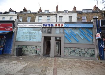 Thumbnail Restaurant/cafe to let in Clapham Road, London