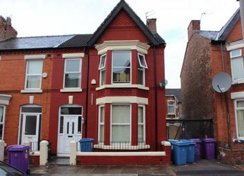 Thumbnail 3 bedroom terraced house for sale in Granville Road, Liverpool