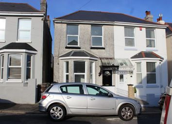 Thumbnail 3 bedroom terraced house for sale in Cedarcroft Road, Plymouth
