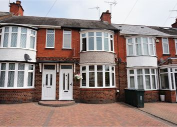 Thumbnail 2 bed terraced house for sale in Anchorway Road, Coventry