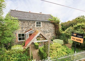 Thumbnail 3 bed cottage for sale in Chippenham Road, Freckenham
