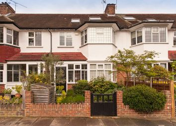 Thumbnail 4 bedroom terraced house to rent in Marble Hill Gardens, Twickenham